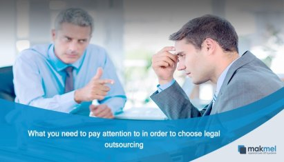 What you need to pay attention to in order to choose legal outsourcing