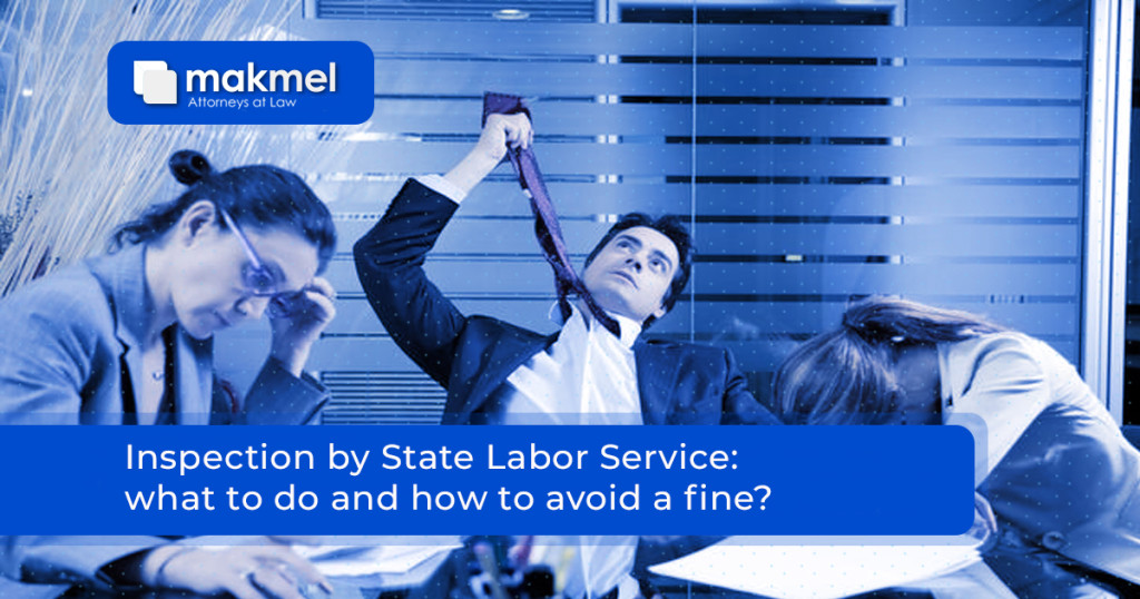 Inspection by State Labor Service: what to do and how to avoid a fine?